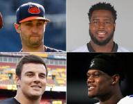 Indiana high school players in the NFL