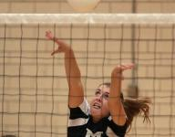 Newcomers celebrate Mendham volleyball's first victory