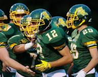 Prep football: Local large school teams struggle