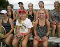 SPASH girls tennis making a point