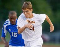 Ithaca boys' soccer team rolls past Union-Endicott