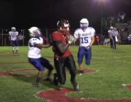 Johnson passes Colonials past Hawks