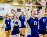 Lakewood volleyball ranked No. 2 in polls