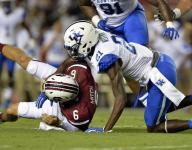 USC quarterback Connor Mitch hurt, to miss 4-6 weeks
