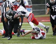 Big defensive plays help Elmira edge Binghamton 44-43