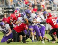 Dryden survives in football; Ithaca boys soccer now 5-0