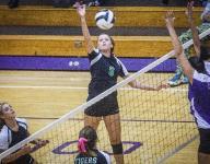 Yorktown still atop volleyball polls