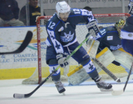 Ice Flyers re-sign Tesoriero after strong impression