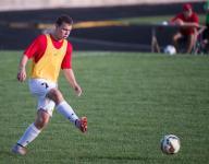 Marshall soccer star battles leukemia