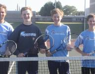 DUNNE DEAL: Stevenson bolstered by four tennis-playing brothers