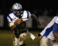 Sayreville's Hartsfield playing football at post graduate school
