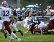 Blue Aces' running game finally clicked against Heath