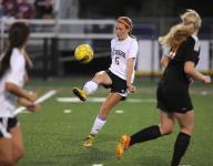 Newark girls soccer earns first win at White Field