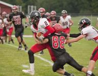 Mohawk uses turnovers, blocked punt to drop Bucyrus