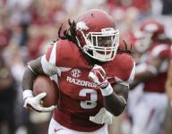 Game Day: Hogs look for running game revival