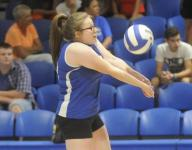 Lady Warriors sweep Lady Cougars