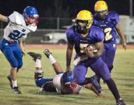 Smyrna wins in 43-0 rout