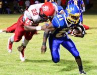 H.S. FOOTBALL: Lexington pulls away from North Side