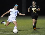 Cox girls account for four goals in Blue Aces' victory