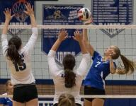 Hayes leads Union Catholic girls volleyball to victory