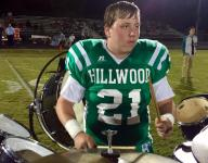 Hillwood drummer also pounds on linebackers