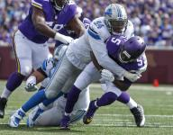 Lions, Stafford pummeled in 26-16 loss to Vikings