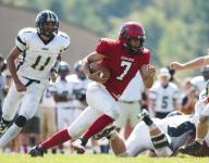 Football roundup: Big pass plays carry Milton
