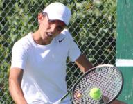 Groves upends district rival Seaholm in boys tennis