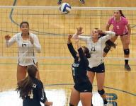 Volleyball: Difference between 6-2 and 5-1 rotation