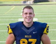 Moeller TE Jake Hausmann (Ohio State commit) continues to impress