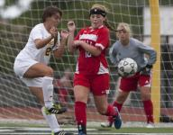 Girls Soccer: Hyde's hovering shot leads Wall to win over Red Bank Catholic