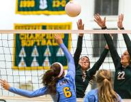 Volleyball atmosphere shows improving IR, Cape teams