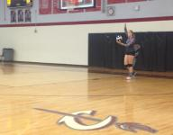 Crockett County volleyball finishes sets for sweep