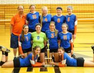 Ladywood spikers win 2nd straight tourney