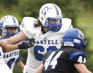 Area notebook: Sartell lineman recovers well