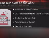 Vote for our Game of the Week for October 2nd