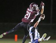 Big plays burn Scarsdale again in loss to 'AA' champ
