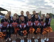 Cheer and band video from Week 4 of Friday Night Flights