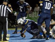 Toms River North football bounces back against Toms River South
