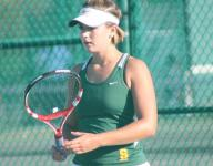Abele, Skwara lead Sycamore tennis in tough GMC