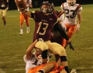 Football: Licking Heights rolls; Newark falls
