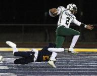 Lauderdale leads Colonia to victory