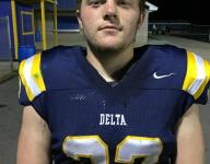 Clawson paves way for Mills, Delta in win