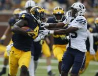 Michigan 31, BYU 0: QB Rudock, RB Smith, defense lead rout