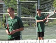 Nail-biting doubles match has Hornets atop in CAAC White