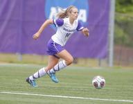 Morris soccer duo honored by Landmark