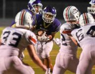 Friday's Week 5 Class 4A prep football results