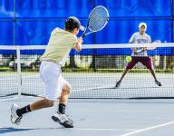 Holt tennis captures new milestones, hoping for more