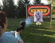Fort Gratiot's Wilson takes on Blind Shootout Challenge