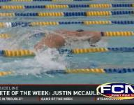 Athlete of the Week: Paxon's Justin McCauley